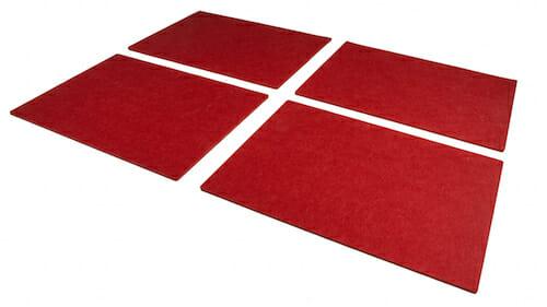 Die FILU Platzsets (Quelle: TYSK-Design.com)